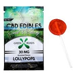 Green Roads Lollypops 30mg