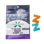 Green Roads Sleepy Z's 60mg CBD