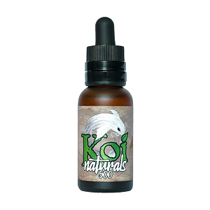 Koi Naturals Spearmint 500mg CBD 30ml