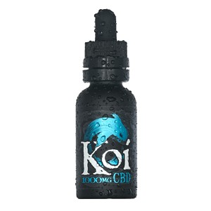 Koi Blue 100mg CBD 30ml